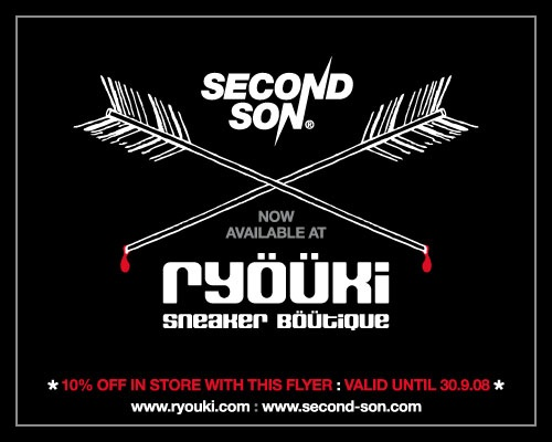 e550992f49 Ryouki has an unexpected presents to the Sneaker Culture in England pushing  out to higher levels . Sneaker Heads enjoy this Boutique because of its ...