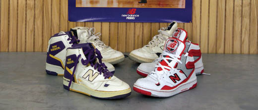 """39dfa27a2e New Balance """"James Worthy"""" Shoe"""