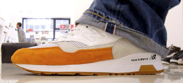 7506bd95ac The New Balance shoe ...