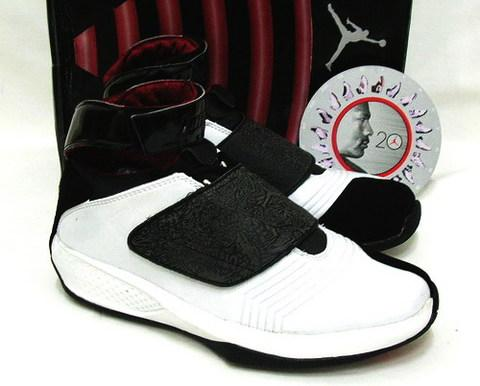 cd3c2713d1 The Air Jordan XX was released in 2005 which celebrated the 20th  anniversary of Air Jordan shoes and the 20th model. The designer of these  shoes was Tinker ...